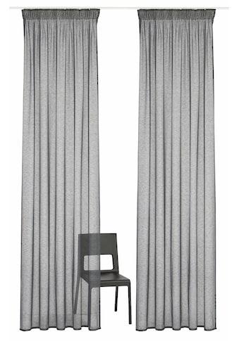 Home affaire Gardine »Larvik«, Vorhang, Fertiggardine, HxB: 300x140, transparent kaufen