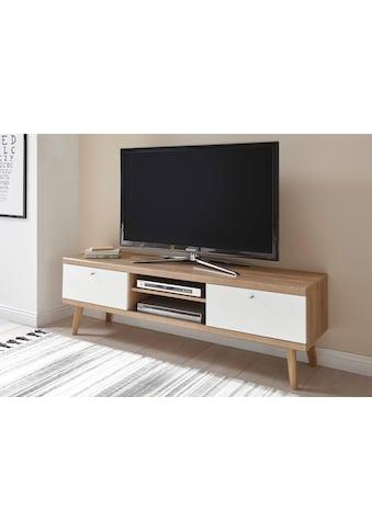 andas Lowboard »Merle«, im skandinavischen Design, Breite 160 cm kaufen