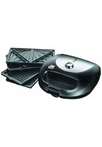 Multifunktionsgrill, Unold, »MultiGrill, 3in1, 1000 W« kaufen