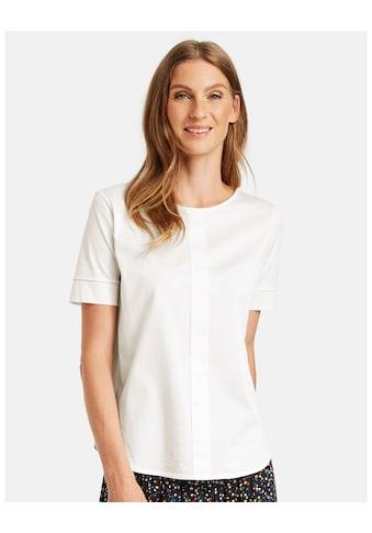 GERRY WEBER Blusenshirt »Fein schimmerndes Blusenshirt« kaufen