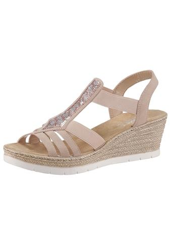 Rieker Sandalette, mit Paillettenbesatz kaufen