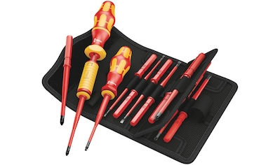 Wera Werkzeugset »Werkzeug-Etui VDE 16 Torque 16-teilig« kaufen