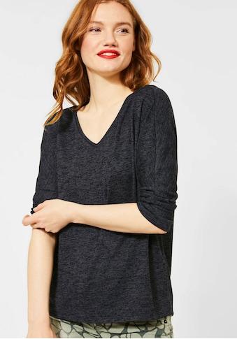 STREET ONE 3/4 - Arm - Shirt »Ellen« kaufen