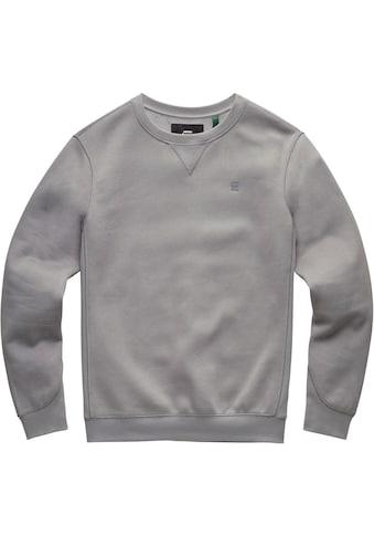 G-Star RAW Sweatshirt »Premium Core Pacior Sweat« kaufen