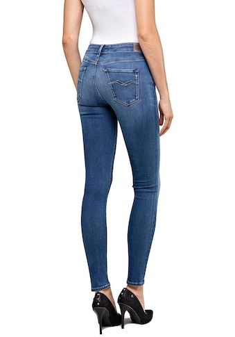 Replay Skinny-fit-Jeans »New Luz - Hyperflex re-used«, Fairtrade Cotton kaufen