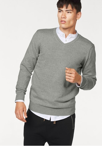 John Devin V - Ausschnitt - Pullover kaufen
