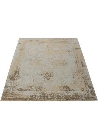 Teppich, »Bosco«, Home affaire, rechteckig, Höhe 10 mm, handgewebt kaufen