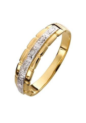 Lady Ring mit 2 Diamanten kaufen