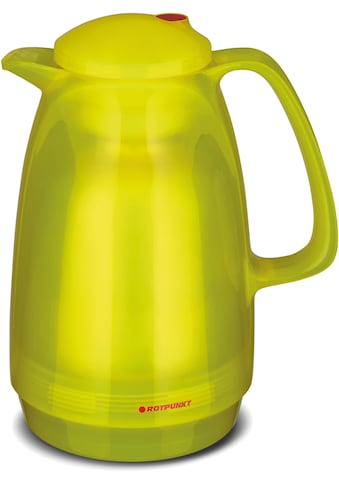ROTPUNKT Isolierkanne »Glossy Canary«, 1 l kaufen