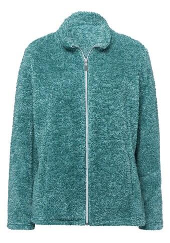 Classic Basics Fleece - Jacke aus Teddy - Fleece kaufen