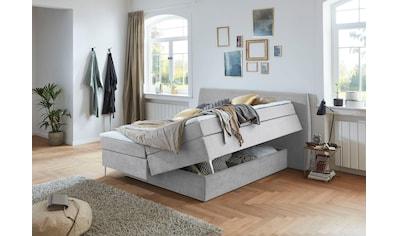 Premium collection by Home affaire Boxspringbett »Linda« kaufen