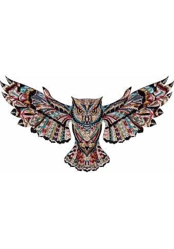 Wandtattoo »Metallic Owl« kaufen