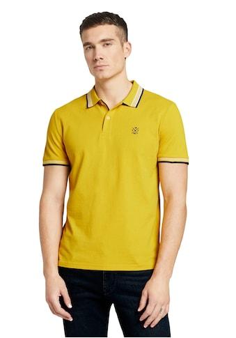 TOM TAILOR Poloshirt, mit Logostickerei kaufen