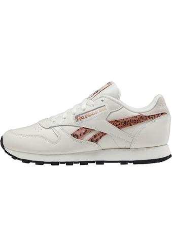Reebok Classic Sneaker »Classic Leather Animal Print« kaufen