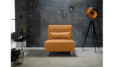 INOSIGN Schlafsofa »Gina«, mit einem Handgriff vom Sofa zum Bett kaufen