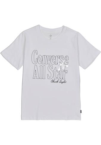 Converse T-Shirt »ALL STAR GRAPHIC TEE« kaufen