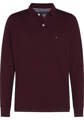 TOMMY HILFIGER Langarm - Poloshirt »TOMMY REGULAR POLO LS« kaufen