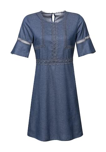 Vive Maria A - Linien - Kleid »Victorian Denim« kaufen