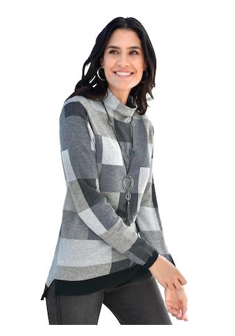 Classic Inspirationen Pullover in edlem, geschmeidigem Feinstrick kaufen