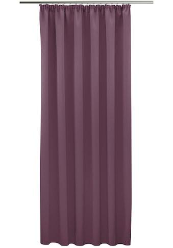 Vorhang, »Leon«, VHG, Kräuselband 1 Stück kaufen