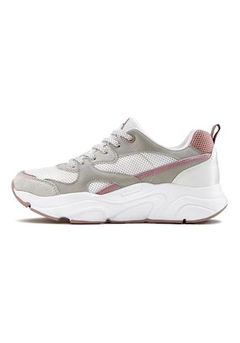 LASCANA Sneaker, mit ultraleichter Chunky-Sohle in toller Farbkombination kaufen