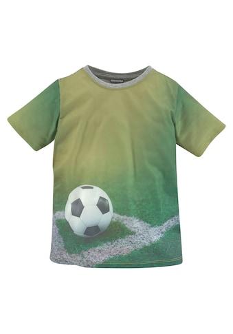 KIDSWORLD T-Shirt »IMMER AM BALL« kaufen