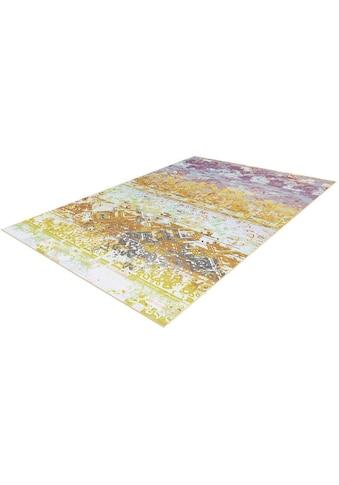 Arte Espina Teppich »Flash 2707«, rechteckig, 9 mm Höhe, feiner Chenille Teppich,... kaufen