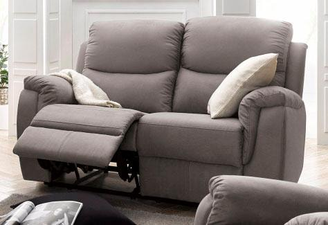 Image of ATLANTIC home collection 2-Sitzer, mit Relaxfunktion und Federkern