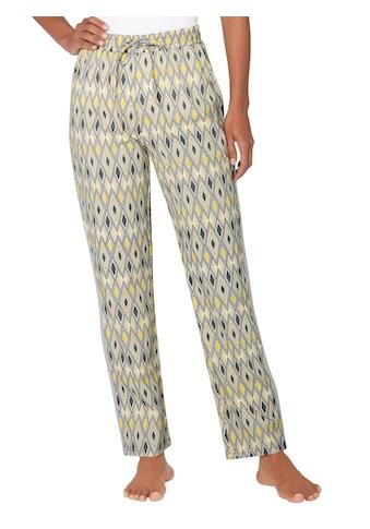 wäschepur Schlafanzug - Hose mit Galonstreifen kaufen