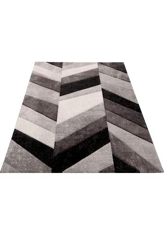 merinos Teppich »BELIS PARKETT«, rechteckig, 13 mm Höhe, handgearbeiteter... kaufen