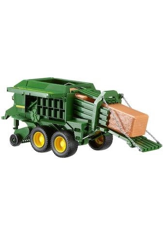 Bruder® Spielzeug-Landmaschine »John Deere Grossballenpresse« kaufen