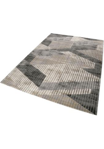Esprit Teppich »Tamo«, rechteckig, 12 mm Höhe, Wohnzimmer kaufen