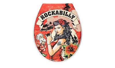 Adob WC - Sitz »Rockabilly«, Mit Absenkautomatik kaufen