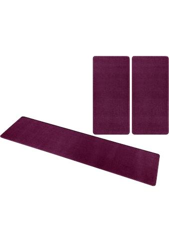 HANSE Home Bettumrandung »Shashi«, einfarbig, Kurzflor, getuftet kaufen