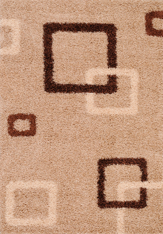 Image of Arte Espina Hochflor-Teppich »Maedow 4120«, rechteckig, 40 mm Höhe, Wohnzimmer