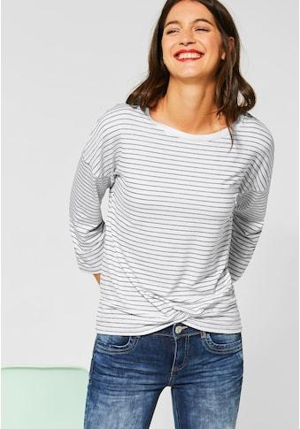 STREET ONE 3/4 - Arm - Shirt kaufen