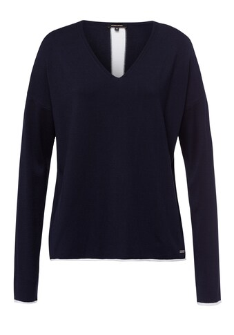 MORE&MORE Pullover With Contrast Active kaufen