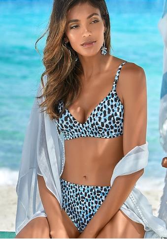 Sloggi Bustier-Bikini-Top »Hazy«, mit trendigem Design kaufen