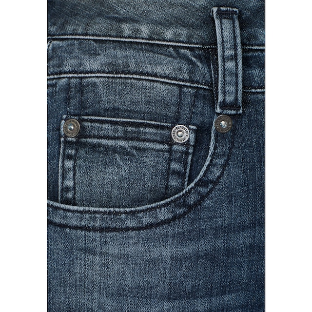 Herrlicher Mom-Jeans »PITCH MOM CROPPED«