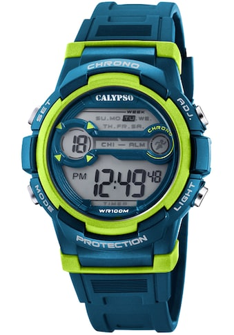 CALYPSO WATCHES Chronograph »Digital Crush, K5808/3« kaufen
