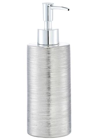 ZELLER Seifenspender »Brushed«, nachfüllbar kaufen