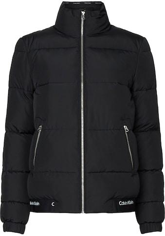 Calvin Klein Steppjacke »LOGO PUFFER JACKET« kaufen