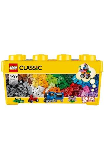 LEGO® Konstruktionsspielsteine »Bausteine Box (10696), LEGO®Classic«, (484 St.), Made in Europe kaufen