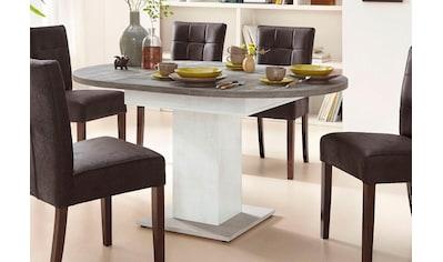 Esstisch, mit Auzugsfunktion in 2 Grössen kaufen