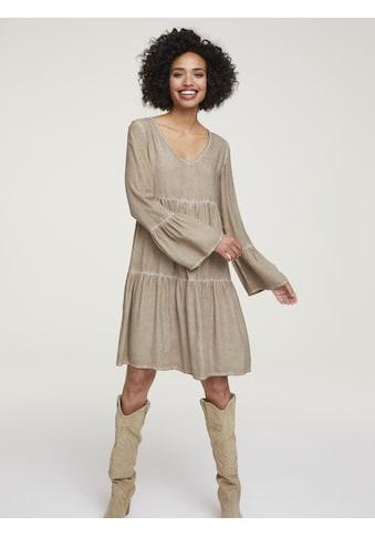 LINEA TESINI by Heine A-Linien-Kleid, mit Schmuckdetail kaufen