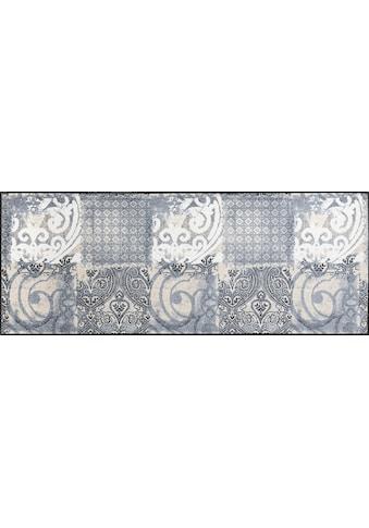 wash+dry by Kleen-Tex Läufer »Arabesque«, rechteckig, 7 mm Höhe, In- und Outdoor... kaufen