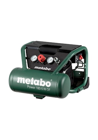 Kompressor, Metabo, »Power 180 - 5 W OF« kaufen