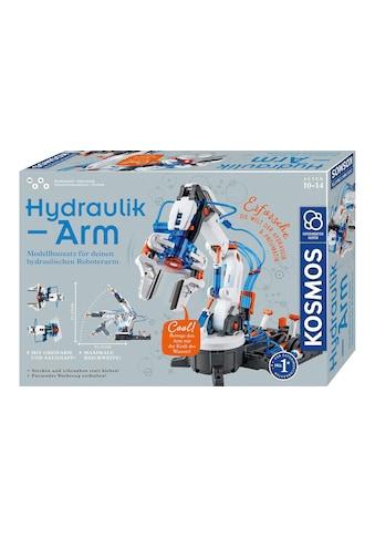 Experimentierkasten, Kosmos, »Hydraulik - Arm« kaufen