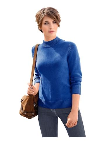Casual Looks Pullover mit Turtleneck - Kragen kaufen