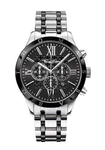 THOMAS SABO Chronograph »REBEL URBAN, WA0139-222-203« kaufen